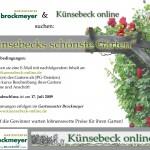 Es grünt und blüht in Künsebeck