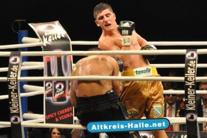 Marc Huck WBO World Champion