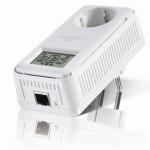 devolo präsentiert weltweit ersten Powerline-Adapter mit Status-Display