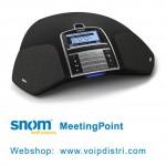 Konferenztelefon mit Netzwerkanschluß