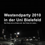 Westend Party Bielefeld