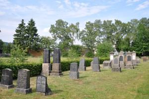 Jüdischer Friedhof in Halle Westf.