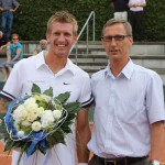 1. Tennis-Point-Bundesliga Herren – Blau-Weiss Halle