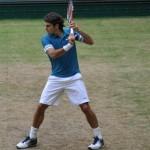 Trickschießen: <br>Roger Federer Video aufgetaucht