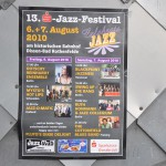 13. Sparkassen-Jazz-Festival