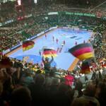 Handball-Länderspiel der Männer