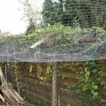 Ein neuer Zaun für Bilbo, Sandokan und Co.