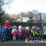 Es wird weihnachtlich in Künsebeck