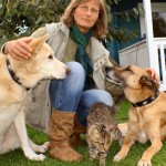 Tierschutzpreis für Astrid Reinke