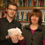 Spende an Gemeindebücherei
