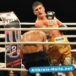 Marco Huck muss sich auf neuen Gegner einstellen  Fragomeni erleidet Cutverletzung