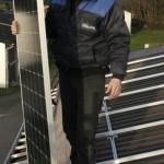 Debatte um Atomausstieg beschert der Solarbranche Boom