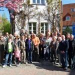 Stadtwanderung durch HalleWestfalen lüftet Geheimnisse und stillt Wissensdurst