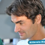 French Open-Finalist Roger Federer sagt Start bei den 19. GERRY WEBER OPEN ab