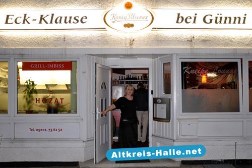 Eck-Klause bei Günni, Molkestrasse 28, Halle Westfalen