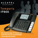 ALCATEL Temporis IP200/IP600/IP800