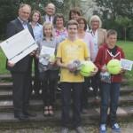 Deutscher Kinderschutzbund Ortsverband Bielefeld erhält eine Spende über 7.500 Euro