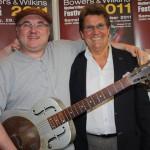 Vier hochkarätige Musiker bieten sechs Stunden Live-Musik – Tickets sind noch erhältlich