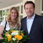 Tennislegende Stefanie Graf gibt für das kommende Jahr ihre Zusage