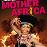 Mother Africa Circus der Sinne erneut in Halle Westfalen