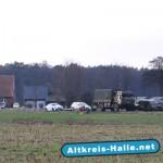 Militär Sperrgebiet Halle Westfalen