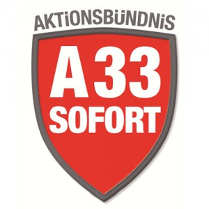 Aktionsbndnis A 33 SOFORT e.V. 