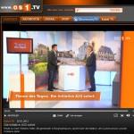 Klemens Keller bei os1.TV