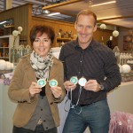 Doppel-Gold für Brockmeyer: VDG-Auszeichnungen für Gartencenter in Halle und Detmold