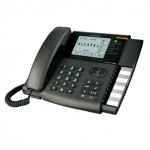 CeBIT 2012 (6.-10. März): ALCATEL Phones  zeigt Unified Communications der Zukunft