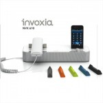 invoxia  NVX 610 VoIP phone for iPod, iPhone or iPad