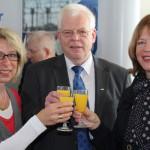 """""""Gewerbeschau hat eine  neue Dimension erreicht"""" Ausstellersprecherin Antje Enkemann-Schneider sagt Danke"""