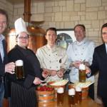 Drei Gastronomie-Betriebe kreieren lukullische Köstlichkeiten beim Haller Stadtfest