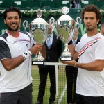 Aisam-Ul-Haq Qureshi verteidigt Titel mit neuem Partner im GERRY WEBER STADION