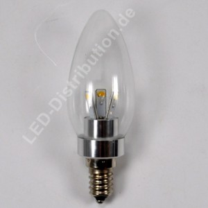 360° LED E14 Kerze für Kronleuchter