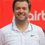 1. Tennis-Point Bundesliga Herren - Teamchef Thorsten Liebich vom Tabellenführer Blau-Weiss Halle im Interview: