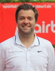 """Thorsten Liebich, Teamchef des Tabellenführers Blau-Weiss Halle, zieht vor den entscheidenden beiden letzten Spieltagen in der 1. Tennis-Point Bundesliga Bilanz: """"Wir gehen auf den Platz, um zu gewinnen. Taktisches Geplänkel im Hinblick auf Resultate sind nicht mein Ding."""""""