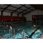 Candlelight-Schwimmen wieder voller Erfolg