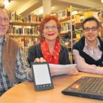 Gemeindebibliothek bietet in Kürze die Ausleihe von E-Books und anderen Dateien an