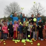 Deutschland spielt Tennis – Der TC Blau-Weiss Halle auch!