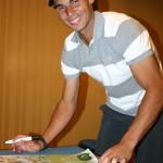21. GERRY WEBER OPEN • 08. bis 16. Juni 2013 • HalleWestfalen • Rafael Nadal im Pressegespräch: