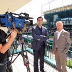 """GERRY WEBER OPEN im Fokus: CNN-Crew dreht Turnierporträt für """"World Sport"""""""