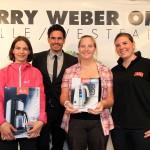 GERRY WEBER OPEN-Sponsorpartner Melitta suchte am Ladies's Day die Top-Servierkraft mit Rekordteilnehmerzahl