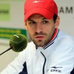 Philipp Petzschner muss auf Einzelstart bei den 21. GERRY WEBER OPEN verzichten