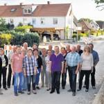 Sanierung der Mühlenstraße läuft gut / Anwohner freuen sich über hilfsbereite Baufirma