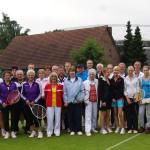 Hobbysportler des TC Blau-Weiss Halle feiern Saisonhöhepunkt