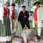 571 Jahre Brackweder Schweinemarkt