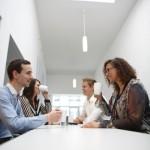 In hoch moderne Arbeitsplätze investiert. Flexicon baut deutsche Zentrale weiter aus