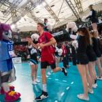 Volleyball-Pokal-Botschafter Ralph Bergmann erwartet mit seinem FC Schüttorf am 13. November 2013 den Pokalverteidiger Generali Haching • VfB Friedrichshafen in Rüsselsheim
