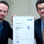 Kanzlei Tomik + Partner  ist jetzt ISO-zertifiziert