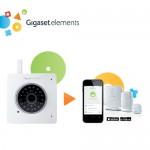"""VoIPDistri.com zeigt neue Gigaset elements """"camera"""", die indoor HD Überwachungskamera für Ihr Smart Home"""